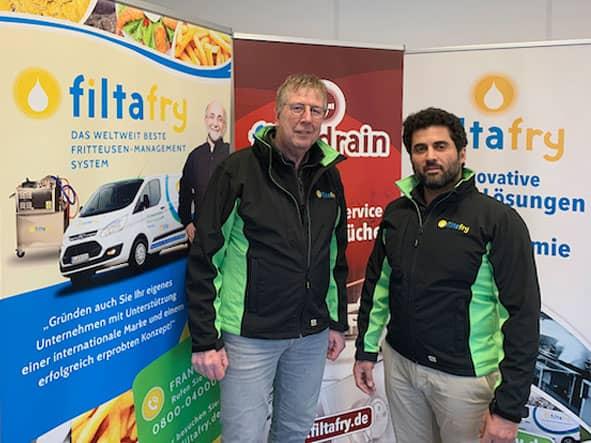 Abbas Awada übernimmt Filta Münster und Hamm